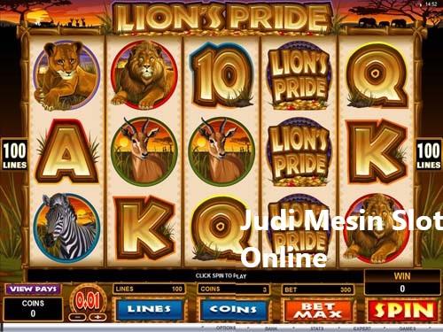 Tips Menang Judi Di Situs Slot Mesin Online